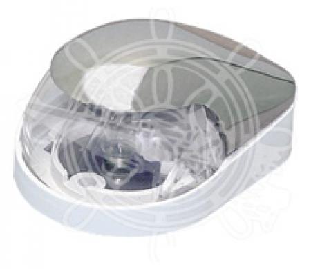 11.507.05 lampa inox bicolora aplicata