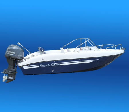 Romcraft-470 sport
