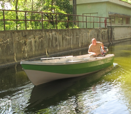 Romcraft-510 Fishing