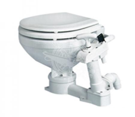 50.207.25 toaleta  marina cu pompa manuala