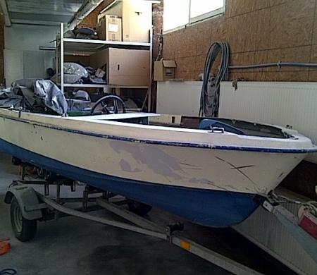 Barca 2 inainte